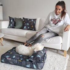 Unisex hoodica I LOVE MY DOG
